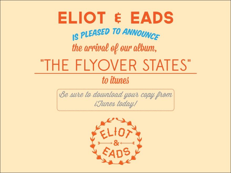 E&E Announcement Card