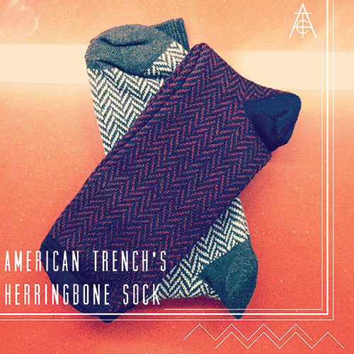 american-trench-socks