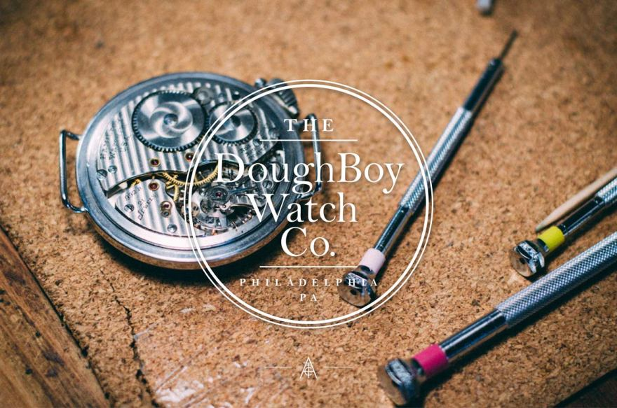 Doughboy Watch Company Masthead